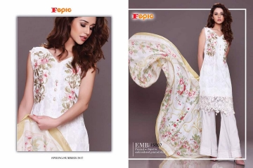 FEPIC ROSEMEEN LAWN EDITION CAMBRIC COTTON PAKISTANI STYLE WHOLESALE RATE AT SURAT GOSIYA EXPORTS WHOLESALE DEALER AND SUPPLAYER SURAT GUJARAT (9)