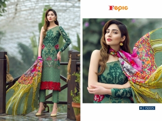 FEPIC ROSEMEEN PRIDE CATALOG GEORGETTE EMBROIDERED PAKISTANI STYLE WHOLESALE BEST RATE BY GOSIYA EXPORT SURAT (10)