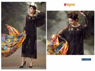 FEPIC ROSEMEEN PRIDE CATALOG GEORGETTE EMBROIDERED PAKISTANI STYLE WHOLESALE BEST RATE BY GOSIYA EXPORT SURAT (7)