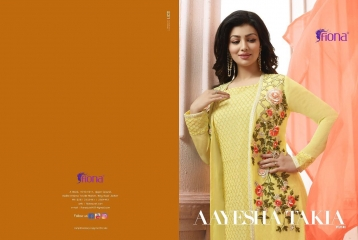 FIONA AYESHA ZARA VOL 11 NEW COLORS WHOLESALE RATE AT GOSIYA EXPORTS SURAT WHOLESALE DEALER AND SUPPLAYER SURAT GUJARAT (7)