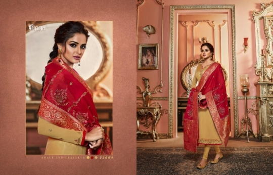 FIONA NAISHA 22661-22667 SERIES EXCLUSIVE DESIGNER INDIAN DRESSES WOMEN CLOTHING STORE WHOLESALE DEALER BEST RATE BY GOSIYA (16)