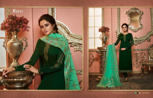 FIONA NAISHA 22661-22667 SERIES EXCLUSIVE DESIGNER INDIAN DRESSES WOMEN CLOTHING STORE WHOLESALE DEALER BEST RATE BY GOSIYA (19)