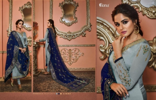 FIONA NAISHA 22661-22667 SERIES EXCLUSIVE DESIGNER INDIAN DRESSES WOMEN CLOTHING STORE WHOLESALE DEALER BEST RATE BY GOSIYA (20)