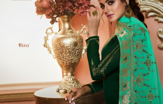 FIONA NAISHA 22661-22667 SERIES EXCLUSIVE DESIGNER INDIAN DRESSES WOMEN CLOTHING STORE WHOLESALE DEALER BEST RATE BY GOSIYA (23)