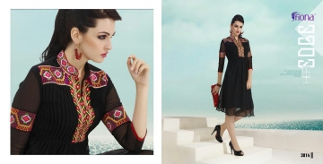 FIONA PEARL GEORGETTE KURTI CATALOG AT DISCOUNTED PRICE ON FULL SET BEST RATE (14)