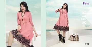 FIONA PEARL GEORGETTE KURTI CATALOG AT DISCOUNTED PRICE ON FULL SET BEST RATE (15)