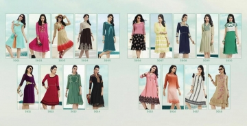 FIONA PEARL GEORGETTE KURTI CATALOG AT DISCOUNTED PRICE ON FULL SET BEST RATE (19)