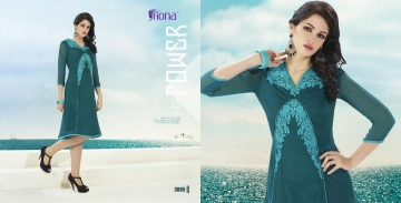FIONA PEARL GEORGETTE KURTI CATALOG AT DISCOUNTED PRICE ON FULL SET BEST RATE (5)
