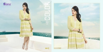 FIONA PEARL GEORGETTE KURTI CATALOG AT DISCOUNTED PRICE ON FULL SET BEST RATE (7)