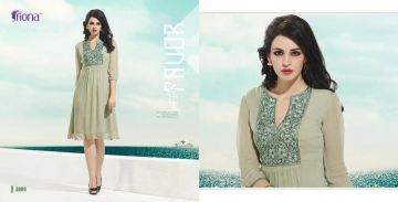 FIONA PEARL GEORGETTE KURTI CATALOG AT DISCOUNTED PRICE ON FULL SET BEST RATE (9)
