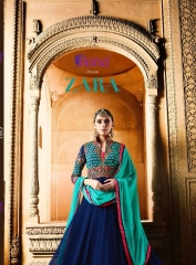 FIONA ZARA HAVEY GEORGETE SUIT WHOLESALE RATE AT GOSIYA EXPORTS SURAT