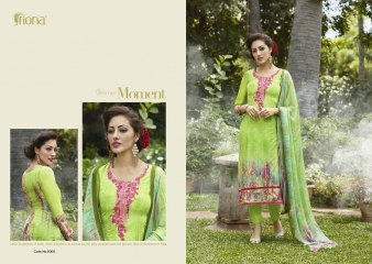 FIONA ZOHRA VOL 21 LAWN COTTON WITH EMBROIDERY WHOLESALE RATE AT GOSIYA EXPORTS SURAT (8)
