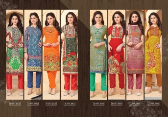 FIZA CATALOGUE PASHMINA DESIGNER SUITS WITH PURE DUPATTA COLLECTION WHOLESALE BEST RATE BY GOSIYA EXPORTS SURAT (9)