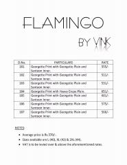 FLAMINGO BY VNK GEORGETE KURTI WHOLESALE RATE AT GOSIYA EXPORTS SURAT (2)