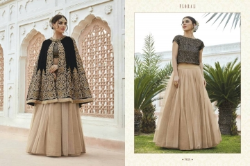 FLORAL CREATIONS MUGHAL EID COLLECTION WHOLESALE BY GOSIYA EXPORTS SURAT (15)