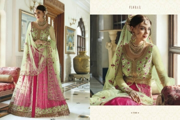 FLORAL CREATIONS MUGHAL EID COLLECTION WHOLESALE BY GOSIYA EXPORTS SURAT (2)