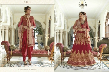 FLORAL CREATIONS MUGHAL EID COLLECTION WHOLESALE BY GOSIYA EXPORTS SURAT (7)