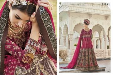 Floral raabta designer digital printed salwar gowns BY GOSIYA EXPORTS (5)