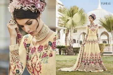 Floral raabta designer digital printed salwar gowns BY GOSIYA EXPORTS (6)