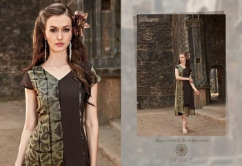FOUR BUTTONS HAZEL FANCY DESIGNER KURTIS CATALOG BUT DESIGNER KURTIS IN WHOLESALE BEST RATE BY GOSIAY EXPORTS SURAT (4)