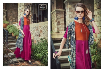 Four buttons solitaire kurties Collection Wholesale rate suppliers BEST RATE BY GOSIYA EXPORTS SURAT (12)