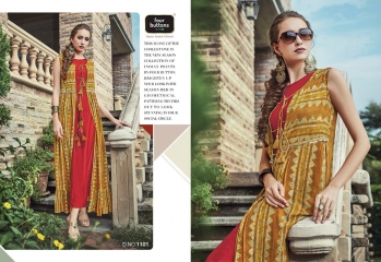 Four buttons solitaire kurties Collection Wholesale rate suppliers BEST RATE BY GOSIYA EXPORTS SURAT (5)
