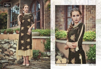 Four buttons solitaire kurties Collection Wholesale rate suppliers BEST RATE BY GOSIYA EXPORTS SURAT (8)