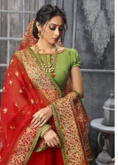 GADHWAL COTTON VOL-4 SAREES BY LIFESTYLE DESIGNER COTTON SAREES ARE AVAILABLE AT WHOLESALE BEST RATE BY GOSIYA EXPORT SURAT