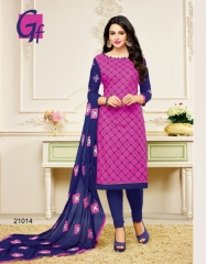 GANESH FASHION BAABUL CATALOG COTTON WORK SUITS COLLECTION WHOLESALE DEALER BEST RATE BY GOSIYA EXPORTS SURAT (8)