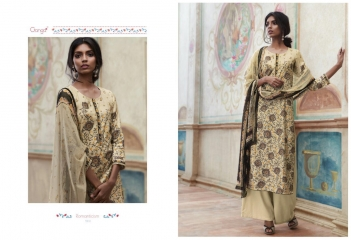 GANGA ROMANTICISM WINTER PASHMINA EMBROIDERED SOBER SUITS COLLECTION WHOLESALE SUPPLIER BEST (4)