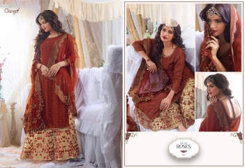 GANGA ROSES EXCLUSIVE DESIGNER SALWAR KAMEEZ GANGA WHOLESALE RATE (1)