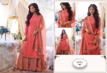 GANGA ROSES EXCLUSIVE DESIGNER SALWAR KAMEEZ GANGA WHOLESALE RATE (4)