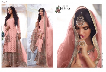 GANGA ROSES EXCLUSIVE DESIGNER SALWAR KAMEEZ GANGA WHOLESALE RATE (5)