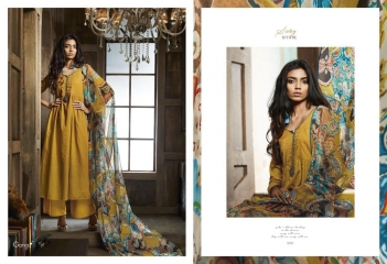 GANGA SWAY WITH ME CATALOG COTTON SATIN PRINTS PARTY WEAR SALWAR KAMEEZ WHOLESALE BEST RATE BY GOSIYA EXPORTS SURAT (1)