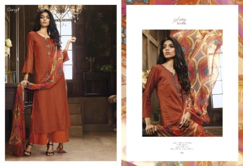GANGA SWAY WITH ME CATALOG COTTON SATIN PRINTS PARTY WEAR SALWAR KAMEEZ WHOLESALE BEST RATE BY GOSIYA EXPORTS SURAT (3)