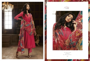 GANGA SWAY WITH ME CATALOG COTTON SATIN PRINTS PARTY WEAR SALWAR KAMEEZ WHOLESALE BEST RATE BY GOSIYA EXPORTS SURAT (5)