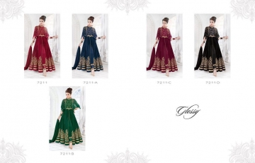 GLOSSY 7211 COLOURS BY GLOSSY 7211 TO 7211D SERIES INDIAN BEAUTIFU (1)