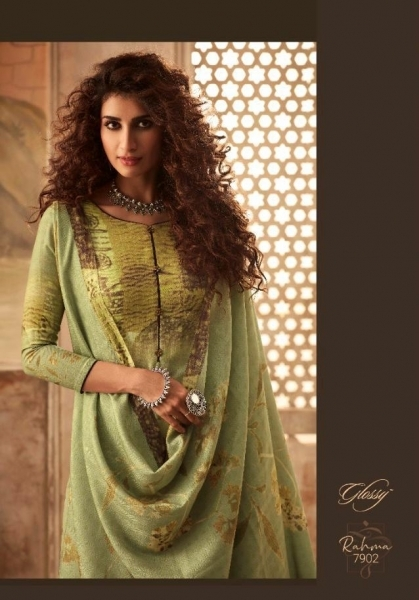 GLOSSY RAHMA PASHMINA DIGITAL PRINTS HANDWORK SUITS COLLECTION WHOLESALE DEALER BEST RATE BY GOSIYA EXPROTS SURAT (19)