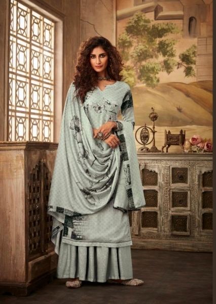 GLOSSY RAHMA PASHMINA DIGITAL PRINTS HANDWORK SUITS COLLECTION WHOLESALE DEALER BEST RATE BY GOSIYA EXPROTS SURAT (9)