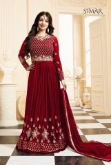 GLOSSY SIMAR 17004 NEW COLORS WHOLESALE RATE AT GOSIYA EXPORTS SURAT WHOLESALE DEALER AND SUPPLAYER SURAT GUJARAT (3)