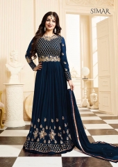 GLOSSY SIMAR 17004 NEW COLORS WHOLESALE RATE AT GOSIYA EXPORTS SURAT WHOLESALE DEALER AND SUPPLAYER SURAT GUJARAT (7)