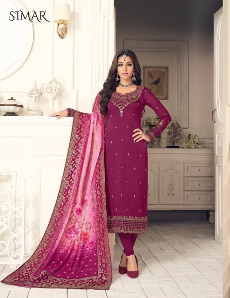 GLOSSY SIMAR MEHER 10305-10309  (10)