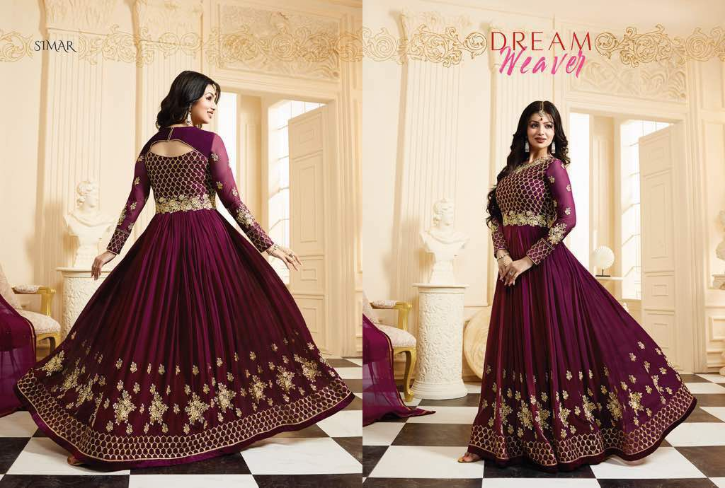 0d55f5a2ea GLOSSY SIMAR SPECIAL RAMZAN EID COLLECTION WHOLESALE RATE AT GOSIYA EXPORTS  SURAT (2)