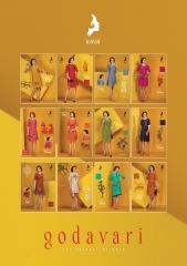 GODAVARI BY KAYA 01 TO 12 SERIES INDIAN STYLISH DESIGNER BEAUTIFUL CASUAL WEAR & READY (1)