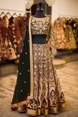 GOSIYA EXPORTS PRESENTS D NO 72 BRIDAL WEDDING LEHENGA COLLECTION WHOLESALE SUPPLIER AT SURAT (2)