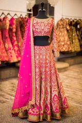 GOSIYA EXPORTS PRESENTS D NO 72 BRIDAL WEDDING LEHENGA COLLECTION WHOLESALE SUPPLIER AT SURAT (3)