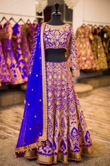 GOSIYA EXPORTS PRESENTS D NO 72 BRIDAL WEDDING LEHENGA COLLECTION WHOLESALE SUPPLIER AT SURAT (6)
