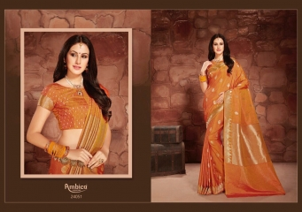 GRACIE BY AMBICA FASHIONS 24051 TO 24059 SERIES INDIAN BEAUTIFUL