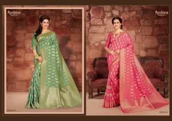 GRACIE BY AMBICA FASHIONS 24051 TO 24059 SERIES INDIAN BEAUTIFUL (3)