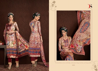 GULNAAZ BY DEEPSY PURE JAPAN SATIN DIGITAL PRINTED